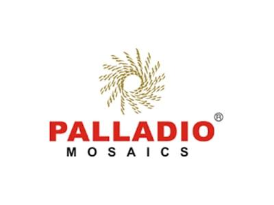 Palladio Mosaics Logo
